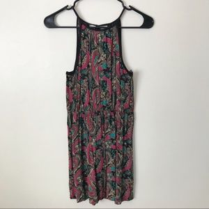 Forever 21 Paisley Print Dress Size Small